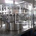 DCGF40-40-12 汽水飲料三合一灌裝設備 含氣飲料灌裝機 1