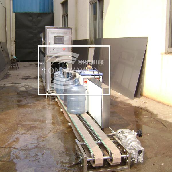 QGF-100桶/小时大桶灌装机,全自动桶装水生产线 2