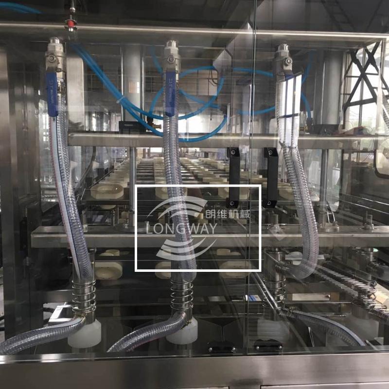 QGF-600 全自動 20L 灌裝機 桶裝生產線 1