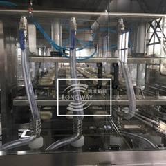 QGF-600 全自动 20L 灌装机 桶装生产线