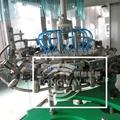PET 瓶装啤酒冲洗灌装塑料旋封盖机组 2