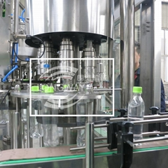 Automatic Carbonated Soda Water  Filling Machine