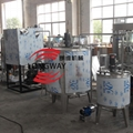 含气饮料调配生产线  混合机设