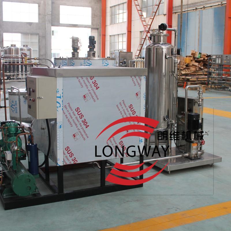 含气饮料调配生产线  混合机设备 3