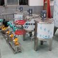 含气饮料调配生产线  混合机设备 5