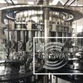 四合一玻璃瓶三旋盖、四旋盖果汁脱氧灌装机 3