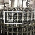 四合一玻璃瓶三旋盖、四旋盖果汁脱氧灌装机 4