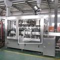 3-in-1 glass bottle filling machine