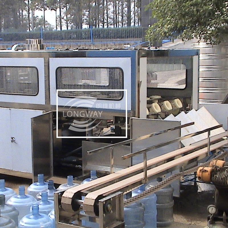300全自動桶裝水灌裝機 礦泉水灌裝機 1