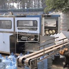 300全自动桶装水灌装机 矿泉水灌装机