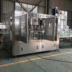 1000BPH ROTARY SPRING WATER BOTTLING MACHINE