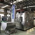 1000桶每小时矿泉水三合一灌装机 一次性桶灌装机 2