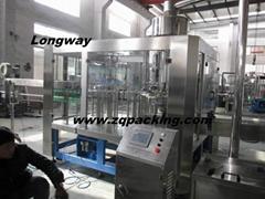 碳酸饮料灌装机,可乐生产线