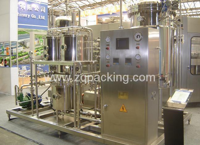 QHS-5000飲料混合機,汽水混合機 1