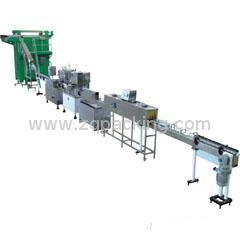 Can Beverage Filling Line  soft drink packing machine
