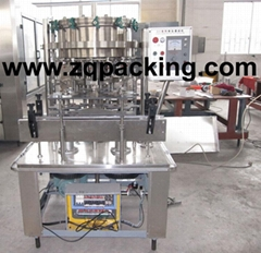 DY-12 Balanced Pressure Filling Machine  for  Low capacity
