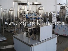 Rotary type Bottle Washing Machine