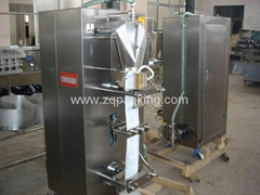 Sell liquid packager   bag filling closing machine