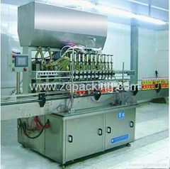 Edible Oil and Lubricating oil Filling Machine