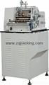 Semi-automatic double side labeling machine