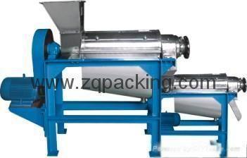 two-level spiral juicing machine 1