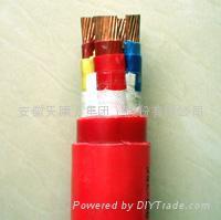 KGGP耐高温硅橡胶控制电缆