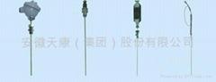 WZPK铠装热电阻热电偶