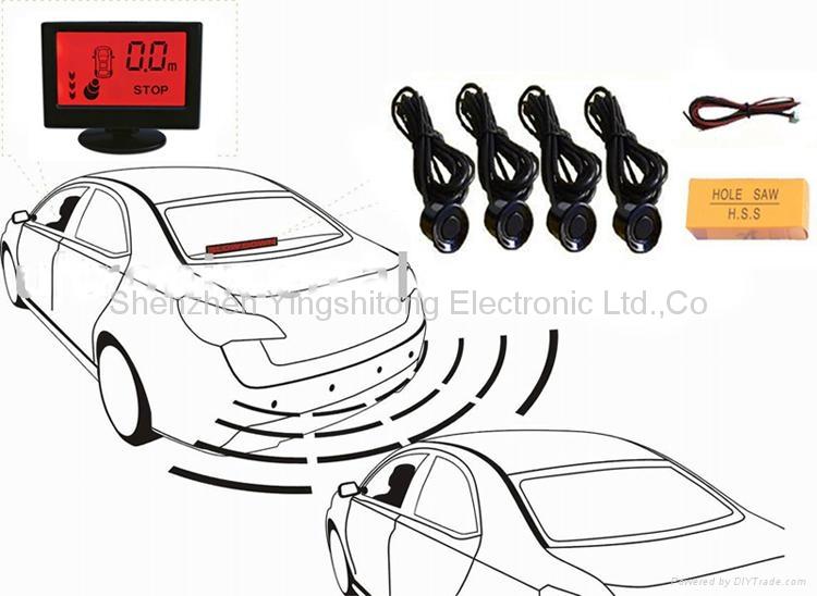Car Parking Sensor System Auto sensor 3