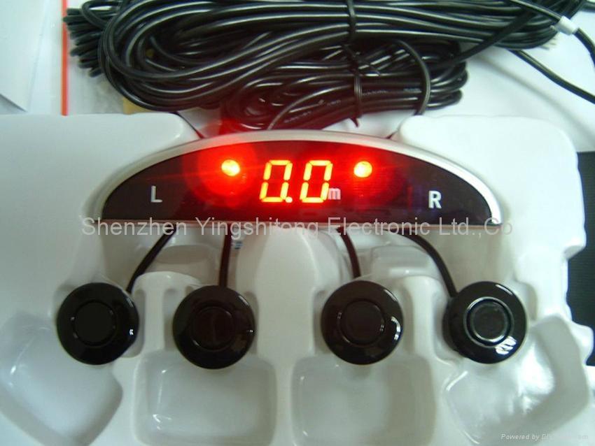 Car Sensor LED Display Car Parking Radar 1