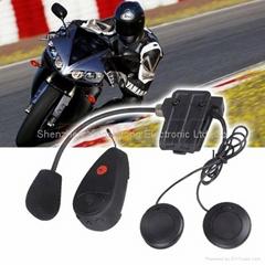 Motorcycle Helmet Headse