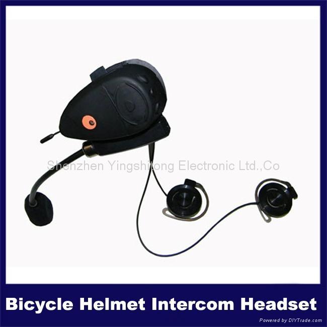 Motorcycle Helmet Headset Intercom Bluetooth Handsfree Moto 4