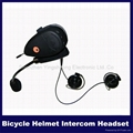 Motorcycle Helmet Headset Intercom Bluetooth Handsfree Moto
