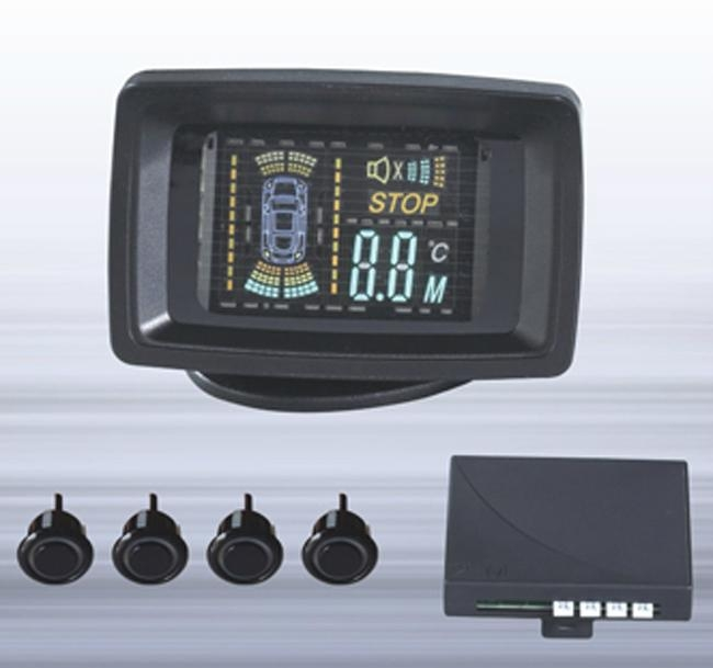433MHz Wireless is OK HUD VFD Display Car Parking System 1