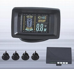 433MHz Wireless is OK HUD VFD Display Car Parking System