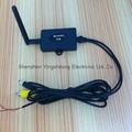 Never Interference 7 inch Monitor Digital Wireless Reversing Cameras for Caravan
