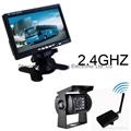 Never Interference 7 inch Monitor Digital Wireless Reversing Cameras for Caravan 4