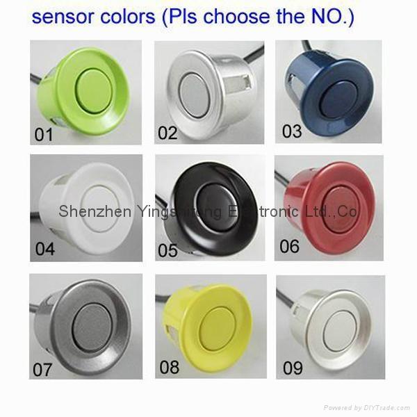 Only USD 4.5 Buzzer Alarm Sensor Car Parktronics System 4