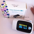 HOT Factory Wholesale 2016 New Fingertip Pulse Oximeter SPO2 Pulse Rate Oxygen M