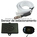Electromagnetic Car Detector Sensor Wireless Reverse Assistant Parking Sensor