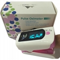 Fingertip Pulse Oximeter Digital Thermometer