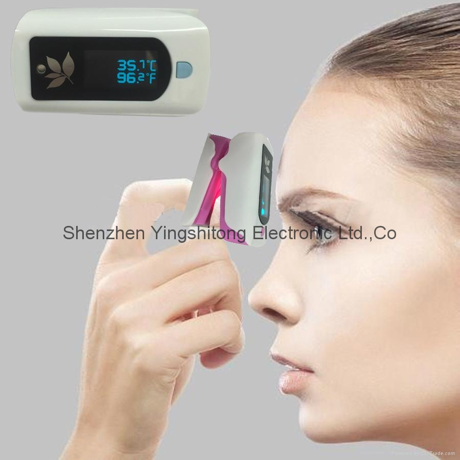 Fingertip Pulse Oximeter Digital Thermometer