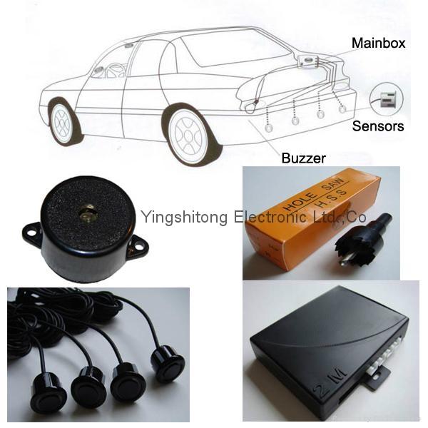 Only USD 4.5 Buzzer Alarm Sensor Car Parktronics System 5