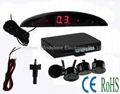 Mini LED Display Car Parking Sensor System(RD028C4)