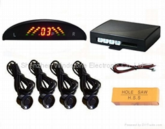 Rainbow Display Car Parking Sensor System Car Sensor Wireless System(WRD039)