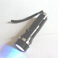 紫光防伪验钞手电筒