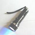 紫光防偽驗鈔手電筒