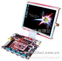 ARMSYS6410开发板+10.4寸液晶屏+WIFI无线网
