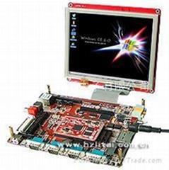 立宇泰S3C6410開發板+8.0寸TFT液晶屏+WIFI