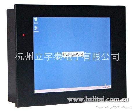 10.4寸嵌入式平板電腦 1