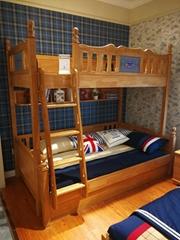 儿童北歐全實木套房傢具